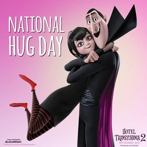 Wonderful Hug Day Wish