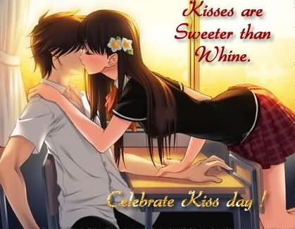 Wonderful Kiss Day Image