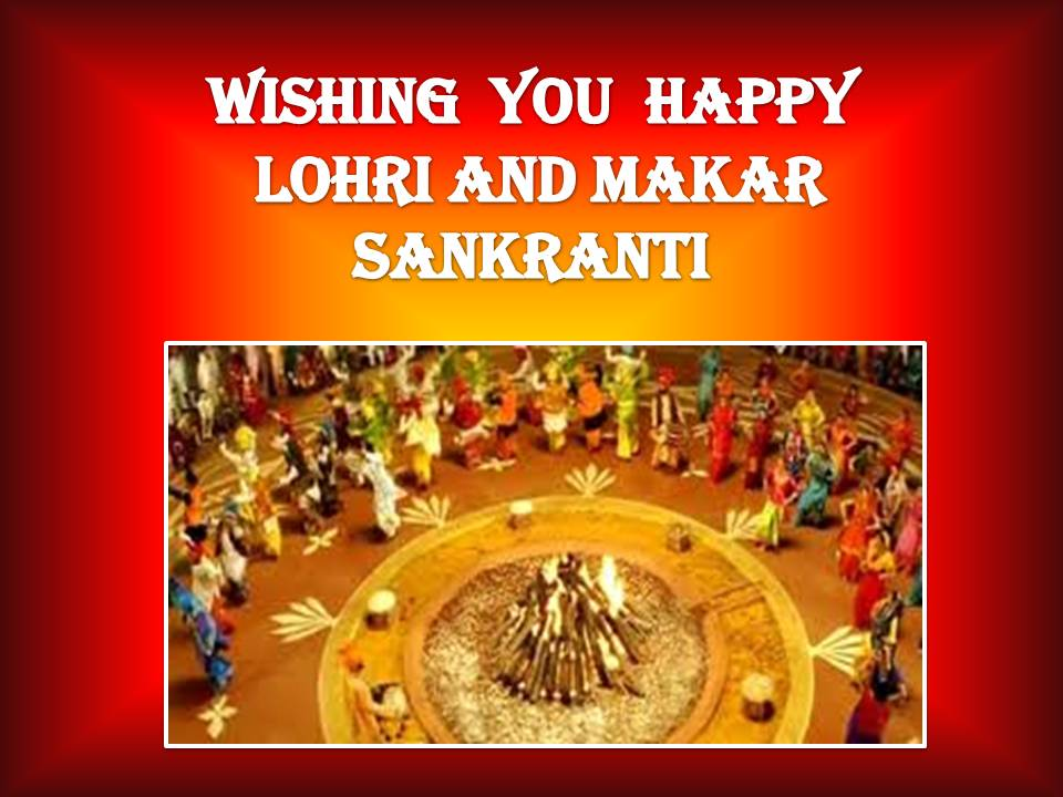 Wonderful Lohri Wishes