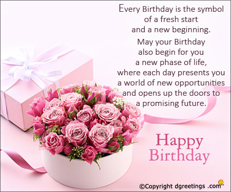 Best Happy Birthday Wishes About Opens Up The Doors