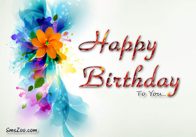 Fantastic Card Happy Birthday To You