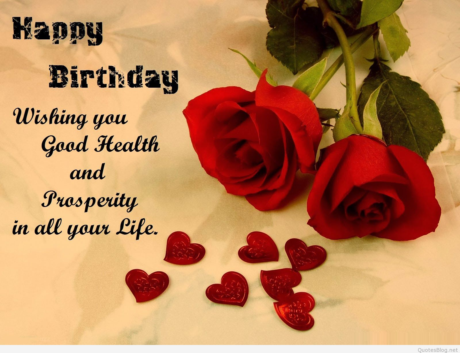 Happy Birthday Wishes & Greetings