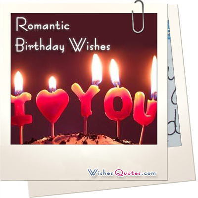 I Love You Romantic Birthday E-Card