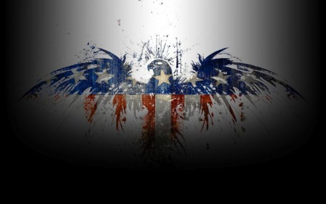 Nice Stars American Eagle Day Eagle Wallpaper