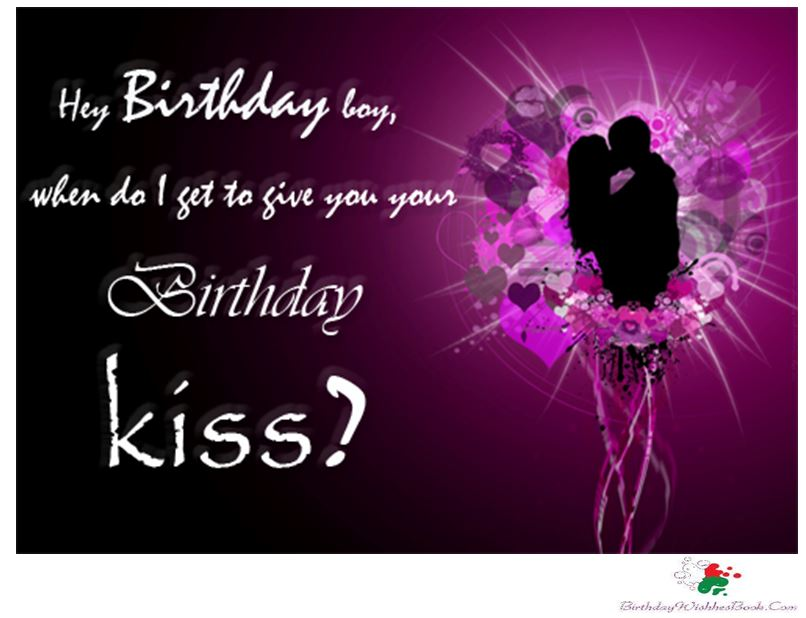 Birthday Quotes For Girlfriend Romantic : Romantic birthday wishes greetings to my love