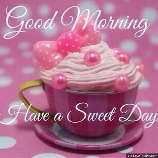 Adorable Morning  Sweet Wishes