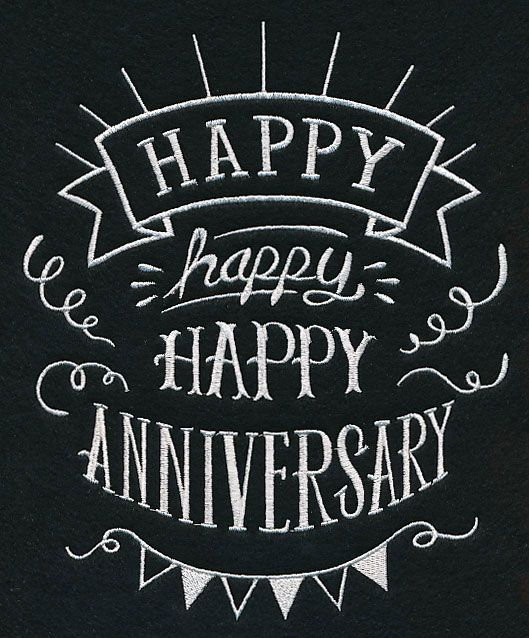 Anniversary Greeting Card Picture
