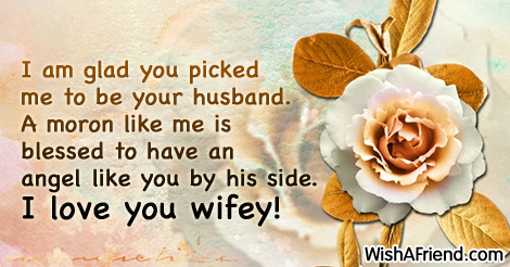 Anniversary Greetings And Wishes For Wife