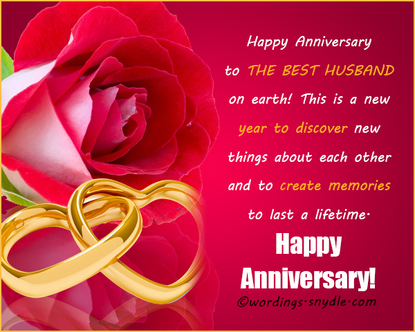 Awesome birthday wishes for husband messages nicewishes