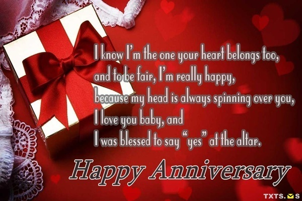 Anniversary Quote For Husband