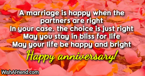 Anniversary Wishes And Greetings