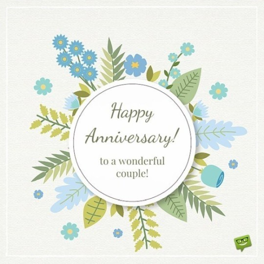Anniversary Wishes For A Couple With Marvelous Design