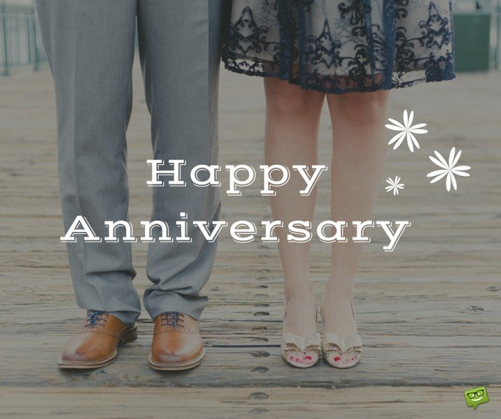 Anniversary Wishes For Amazing Couple