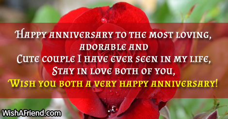 Anniversary Wishes For Couple (2)