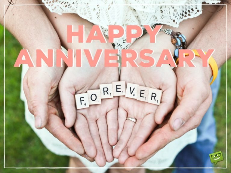 Anniversary Wishes For Couple Made For Eachother