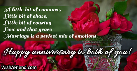 Wedding Anniversary Wishes For Couple Nicewishes