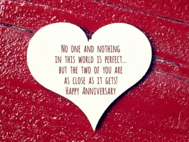 Anniversary Wishes With Heartily Wishes