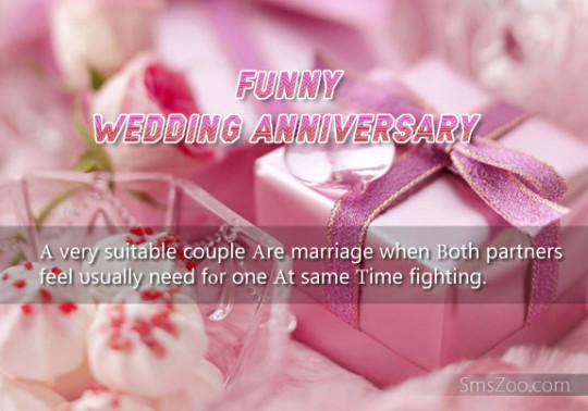 Funny Wedding Anniversary Pictures For Suitable Couple
