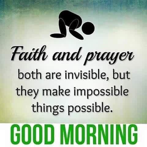 Good Morning Prayers And Blessings