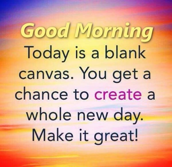 Good Morning Wishes Have A Great Day