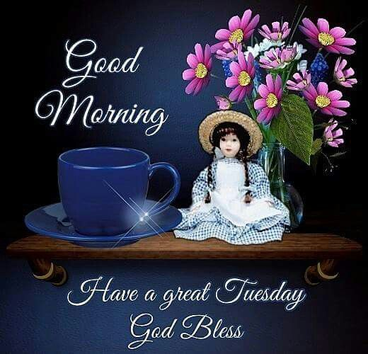 Good Morning Wishes With Blessing