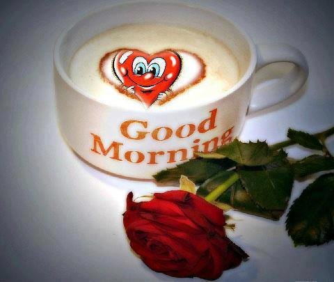 Good Morning Wishes With Coffee (2)