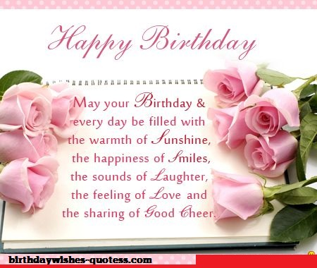 Birthday wishes happy birthday quotes messages ecards page 298 great bday wishes with sharing of good cheer m4hsunfo