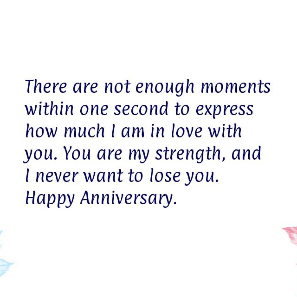 Anniversary Quotes And Wishes For Her With Love Nicewishes