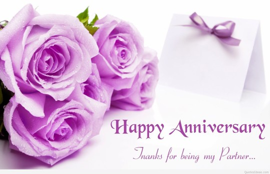 Happy Anniversary Wishes For Love