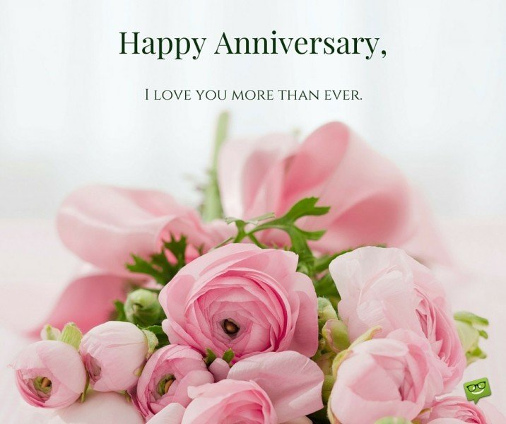Happy Anniversary Wishes With Flowers (2)