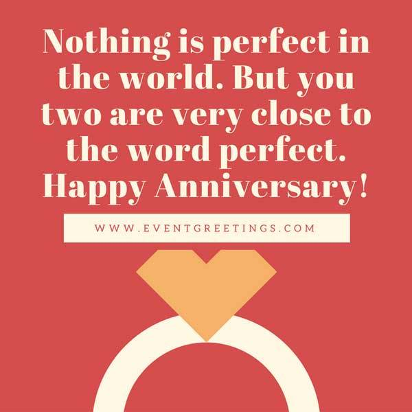 Happy anniversary quote with ring nicewishes