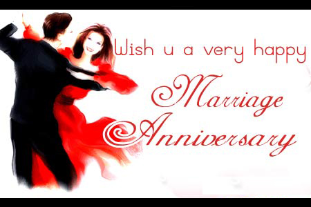 Happy Marriage Anniversary Greetings For Cute And Romantic Couples