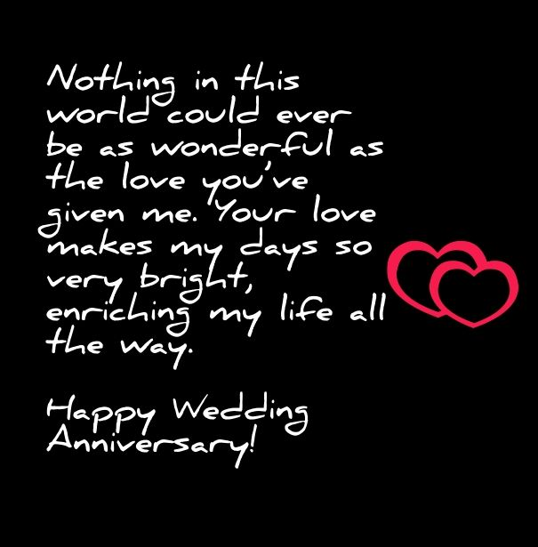 Happy Wedding Anniversary Wishes For Someone Special