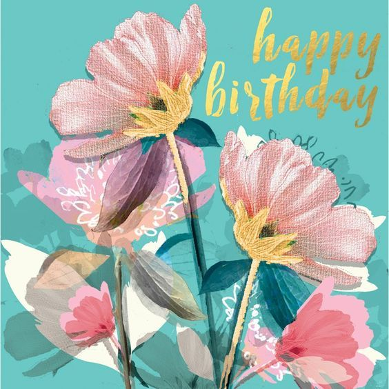 20 Heart Touching Birthday Wishes For Friend: Elegant Birthday Wishes With Heart Touching Picture Nice