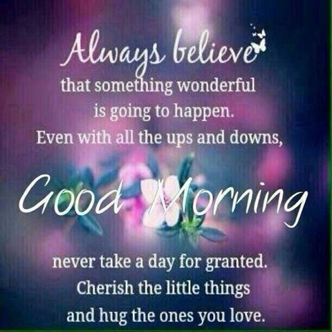 Lovely Morning Wishes