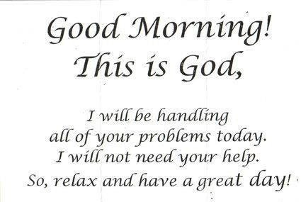 Morning Wishes With Blessing