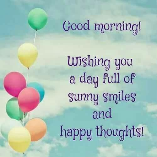 Morning Wishes With Message
