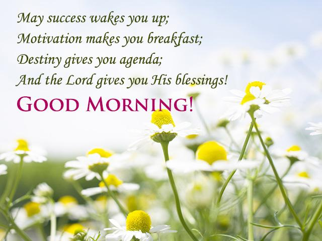 Stupendous Morning Wishes