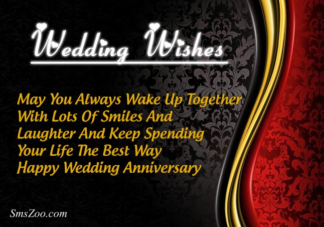 Wedding Anniversary Wishes With Love
