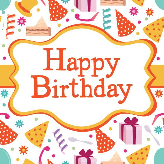Design For Birthday Card Images Free Birthday Card Design