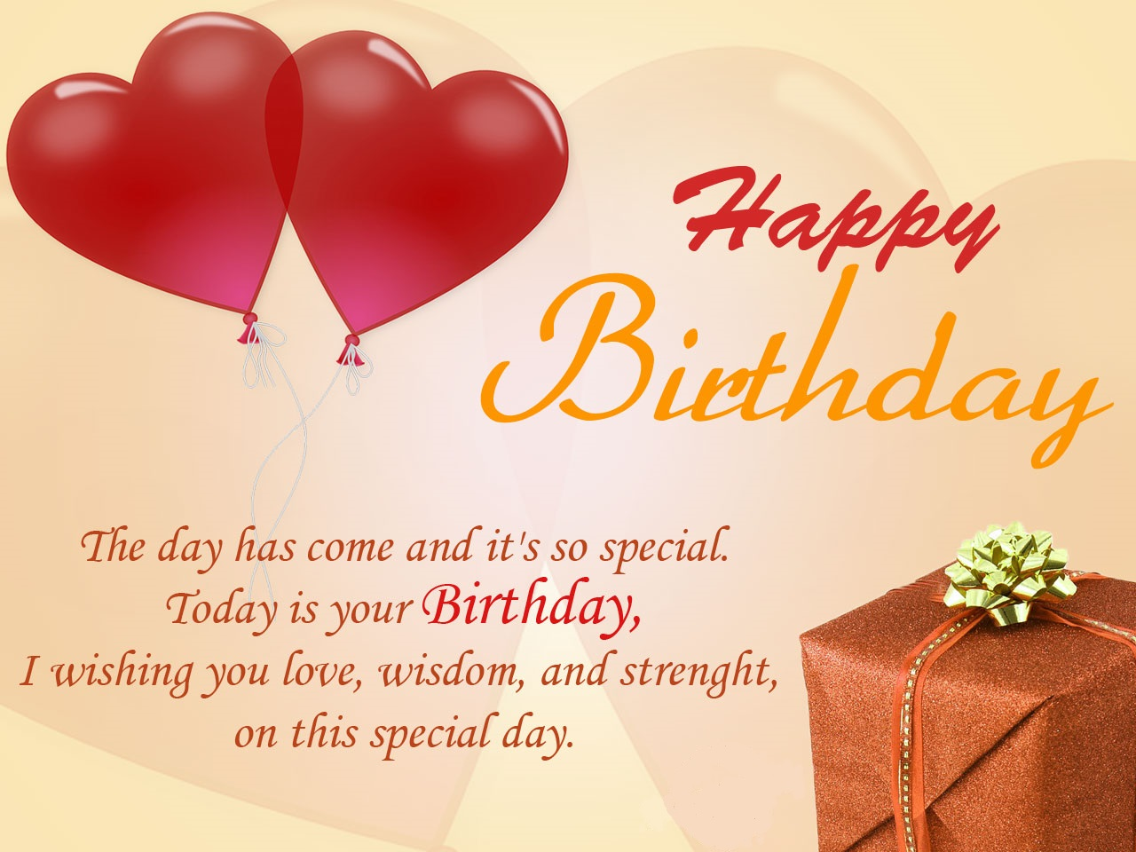 Happy Birthday Wishes With Love And Wisdom Nice Wishes