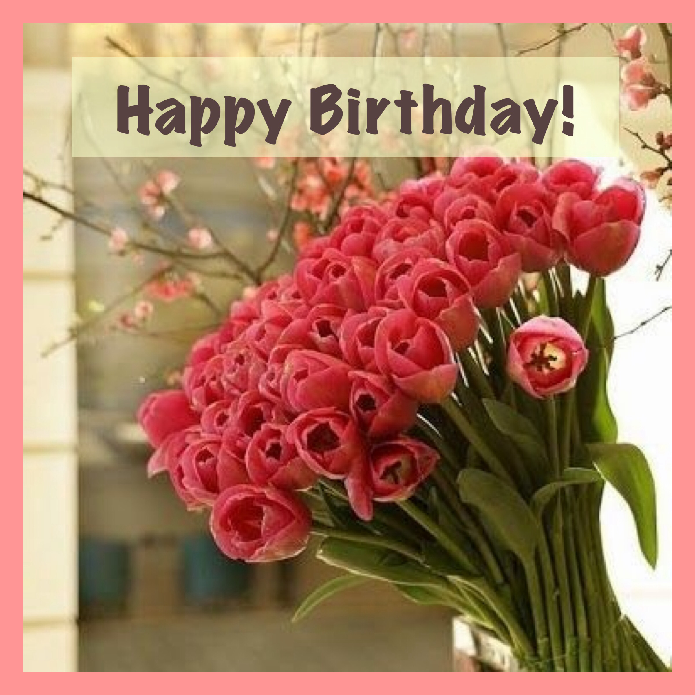 Free Birthday Flower Bouquet Images Flowers Healthy