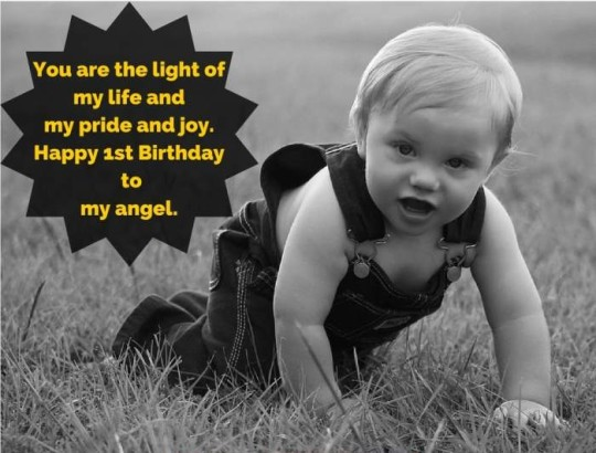 Angel Birthday Wishes With Joy And Fun