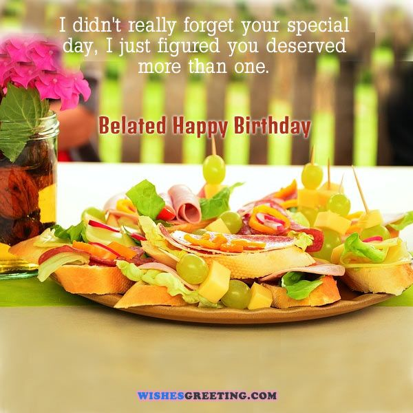 elegant belated happy b day quotes nice wishes