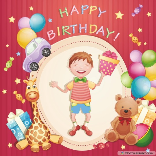 Astounding birthdday Card With Many Surprises Gift For You