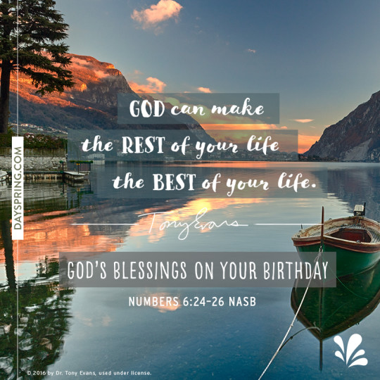 Best Ever Birthday E-Card With Blessings Of God