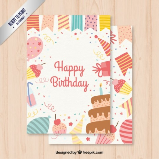 Bewitching Birthday Greeting Card For You