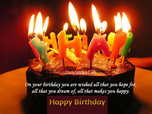 Delightful birthday e card with sparking candles on cake nicewishes supreme birthday cake with sparking candles m4hsunfo