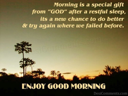 Captivating Good Morning Wishes With Godly Blessings