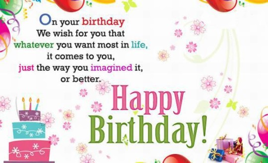 Charming Birthday Wishes With Happiness Quotes